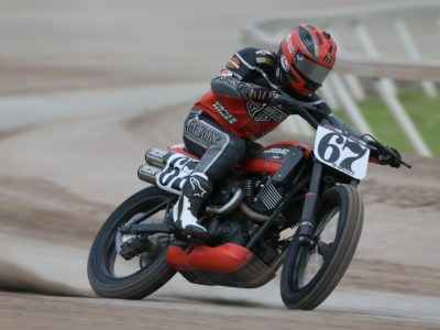 Harley drops the XR750