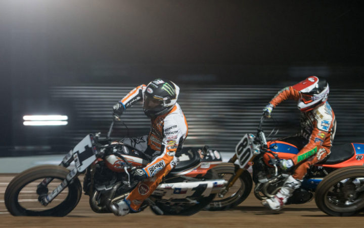 AMA Pro Flat Track is The Last Great Spectacle in Racing