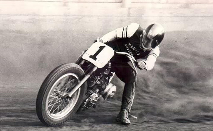 The Groundbreaking History of Flat Track Racing