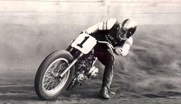 The Groundbreaking History of Flat Track Racing | Oklahoma City OKCMile AMA Flat Track Race