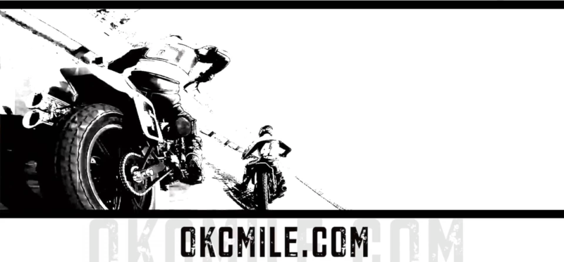 OKC Mile Promo | Flat Track Motorcycle Racing