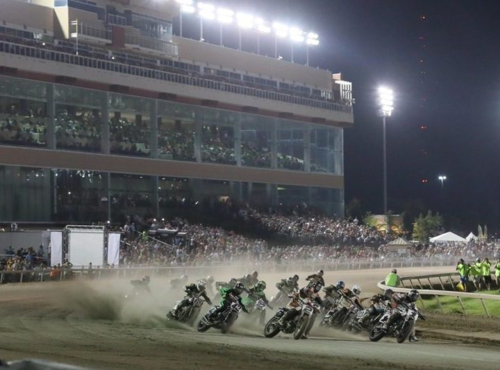 American Flat Track returns to OKC for the 2nd Annual OKC Mile!