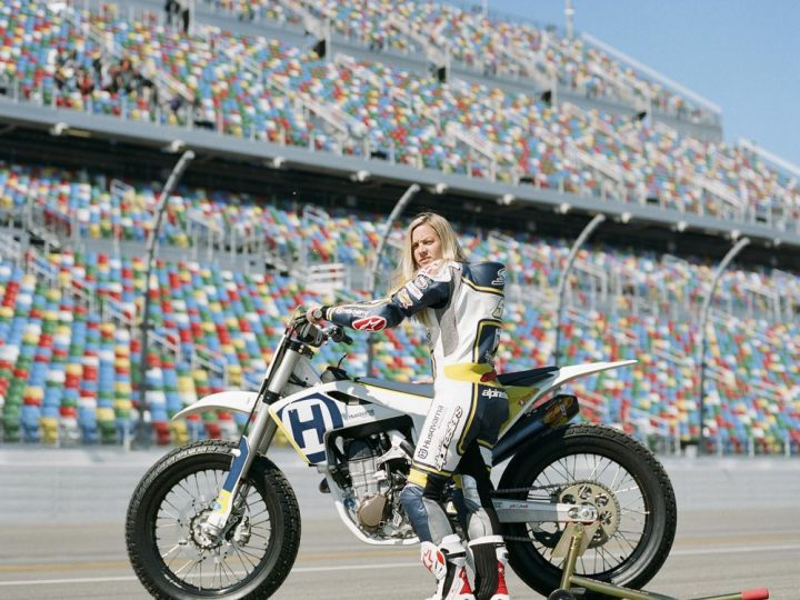 Flat-Track Racing Is the Most Exciting Sport You've Never Heard Of